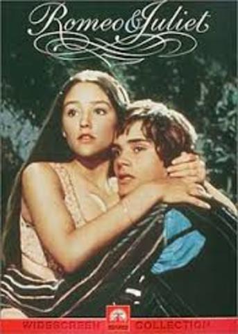 Major Work- Romeo and Juliet