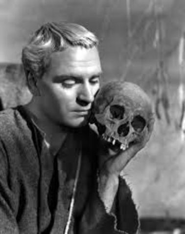 Major Work- Hamlet by William Shakespeare