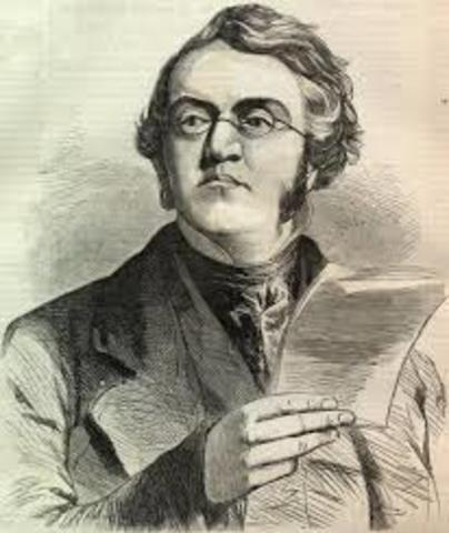 William Makepeace Thackerary