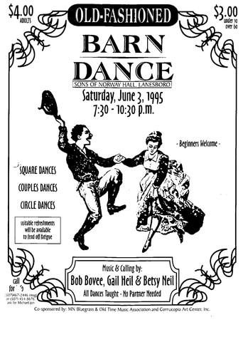 National Barn Dance- based in Chicago