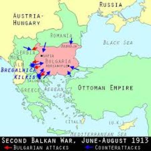 Balkan War