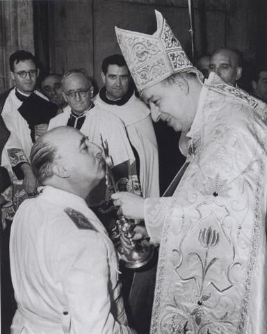 Concordat amb la Santa Seu (Huguet)
