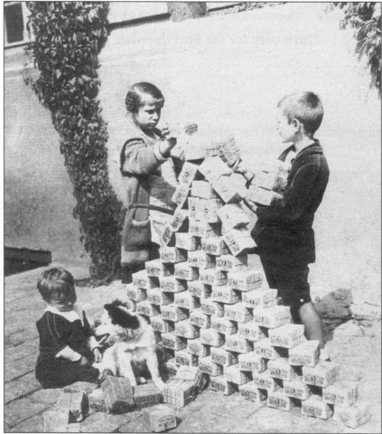 Germany's Hyperinflation reaches it's Peak