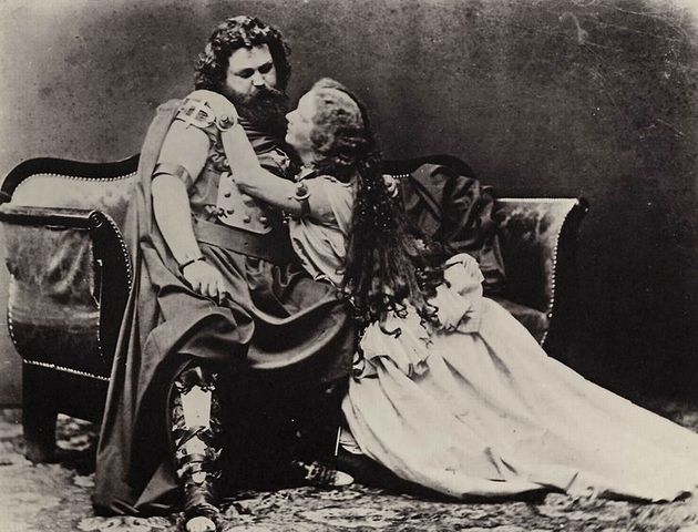 "Premiere of Wagner's ""Tristan und Isolde"""