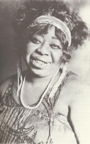 Ma Rainey and Bessie Smith