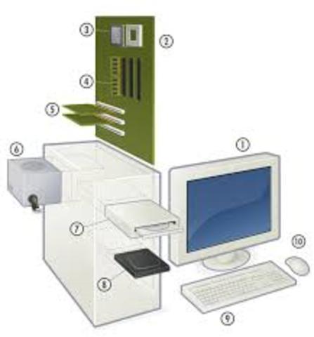 Hardware 1ra generación