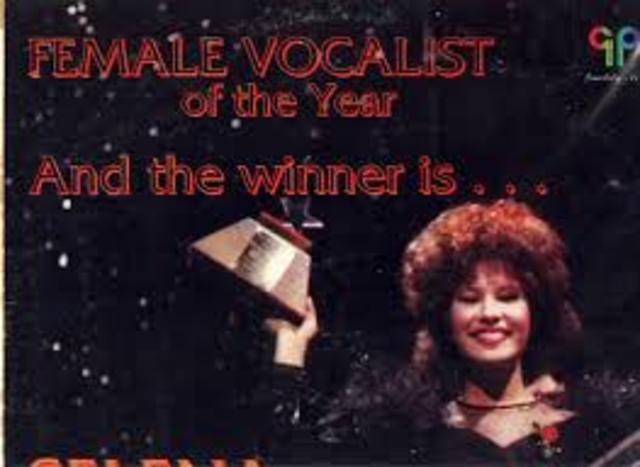 Tejano Musis Award