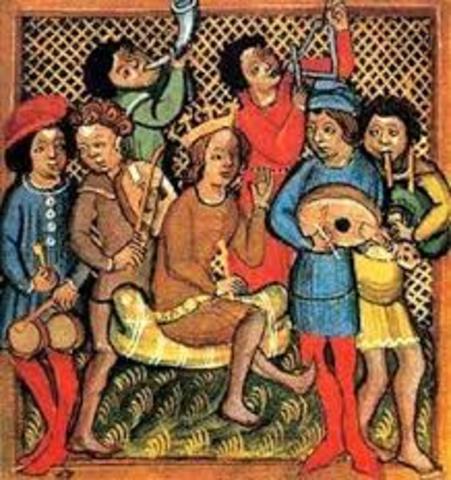 Cantos Profanos Edad Media