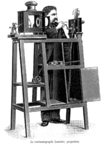 Cinematograph Patent