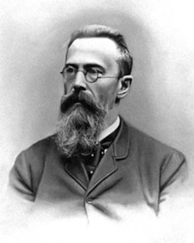 Nicolay Rimsky-Korsakov - La Grande Pâques russe (Charles Gauthier-Ouellette)