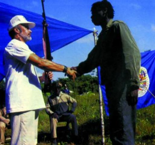 Acuerdo para la Reconciliación y el Desarrollo Nacional en Suriname