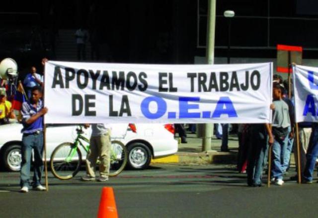 Misión de Observación Electoral para el Referéndum Revocatorio Presidencial en Venezuela