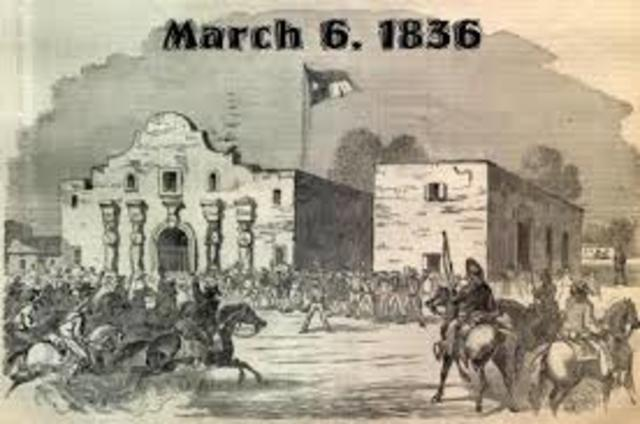 BATTLE OF THE ALAMO DAY 13