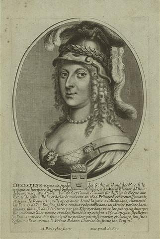 Christina of Sweden (1654)