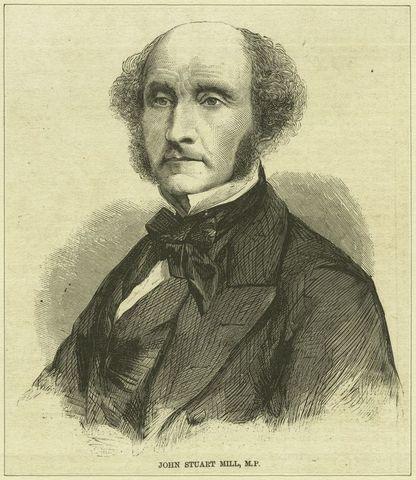 John Stuart Mill (1869)