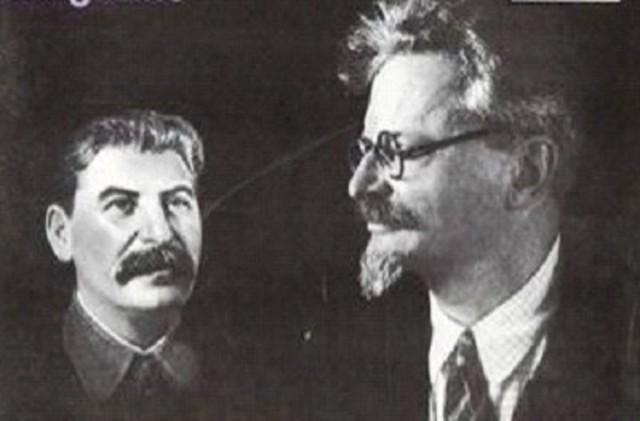 Leo Trotsky (Sarra Hamdi)