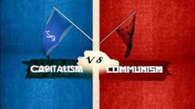 Capitalism Vs. Communism: Cold War