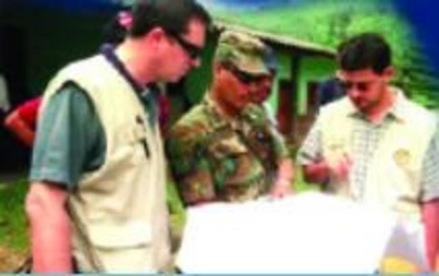 1º caso del Fondo de Paz: Honduras y Nicaragua