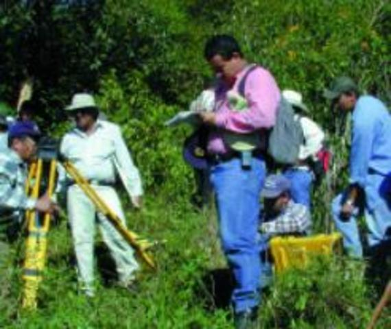 2º Caso Fondo de Paz: El Salvador y Honduras