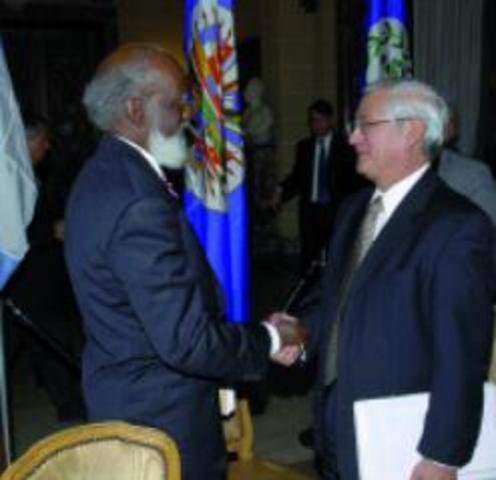 3º caso del Fondo de Paz: Guatemala y Belize