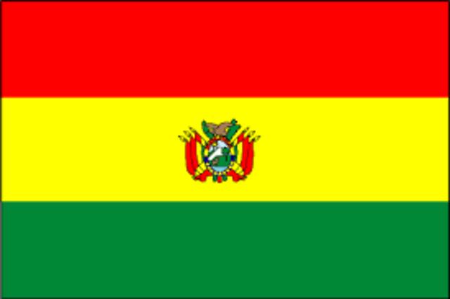 BOLIVIA-Crisis Políticas y Misiones Especiales
