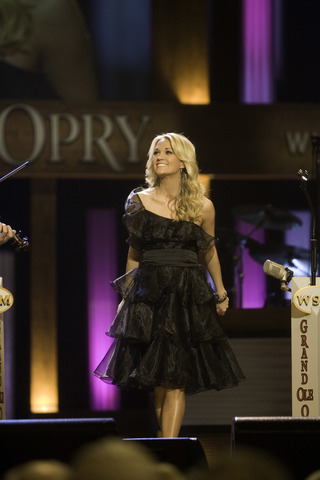 Grand Ole Opry Inductee