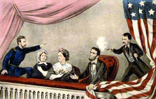 ASSANATION OF LINCOLN