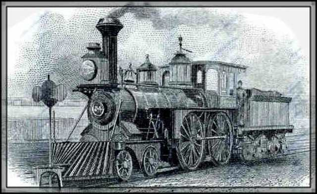 1712 The Steam Engine is invented