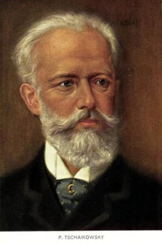 Piotr Ilich Tchaikovsky