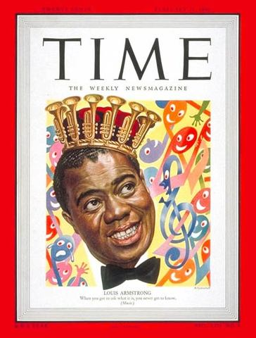 Appears on Time Magazine Cover