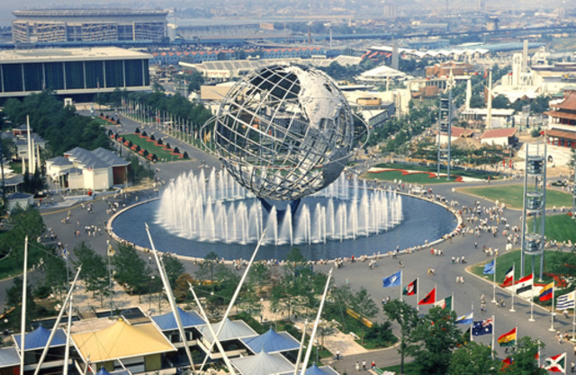 Louis Armstrong Day at World's Fair