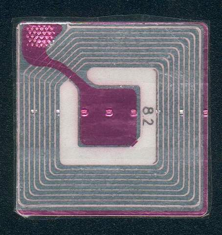 Radio-étiquettes RFID