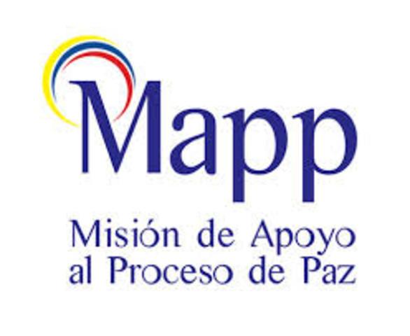 Mision de Apoyo al Proceso de Paz en Colombia