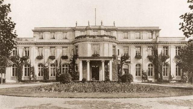Wannseee Conferance
