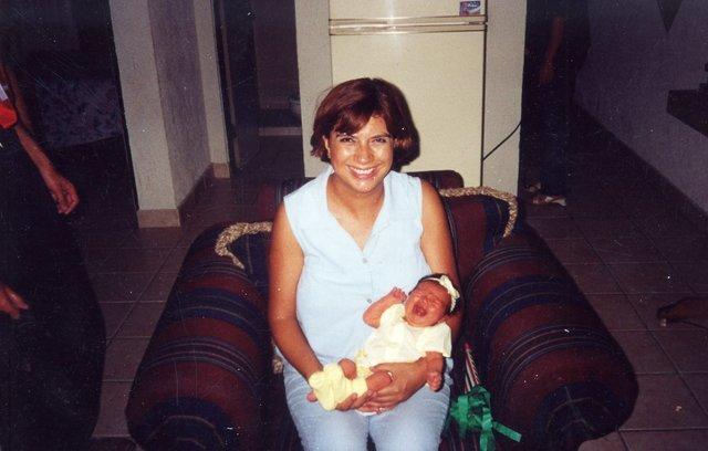 Nacimiento de Andrea