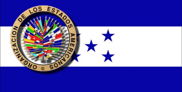Mision de Buenos Oficios a Honduras