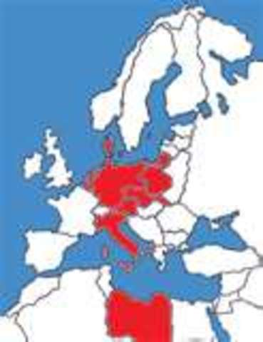 Germans invade Belgium, Netherlands and Luxembourg