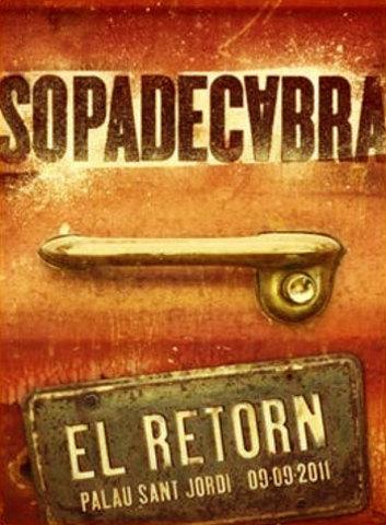 RETORN DE SOPA DE CABRA!!!!