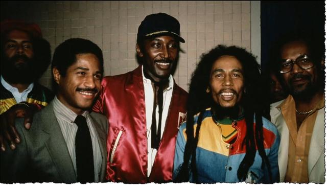 """COMES UP """"THE WAILERS"""""""