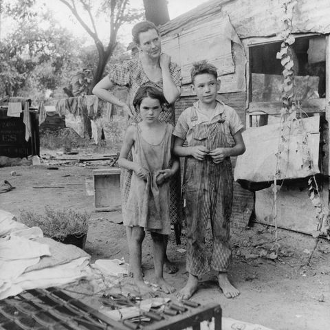 The Great Depression Depens