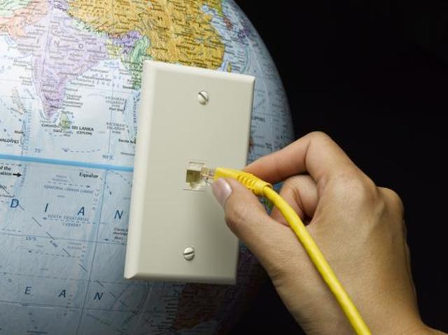 Internet Vía Ethernet