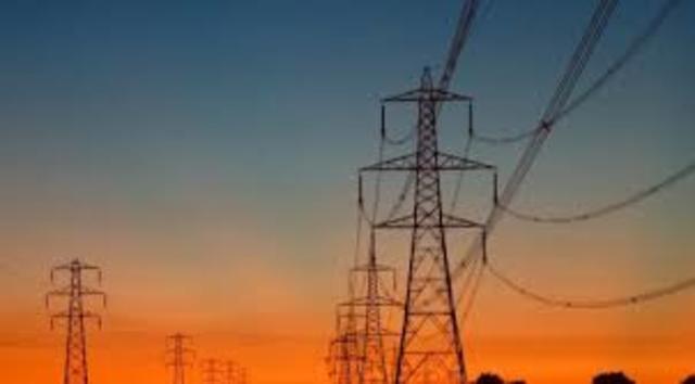 trasnmisión de electricidad