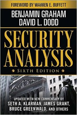Benjamin Graham's Security Analysis is published
