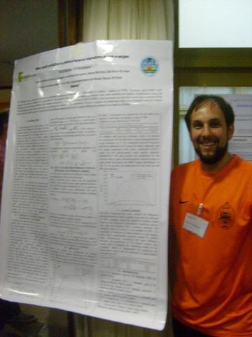 Participação em Evento Internacional