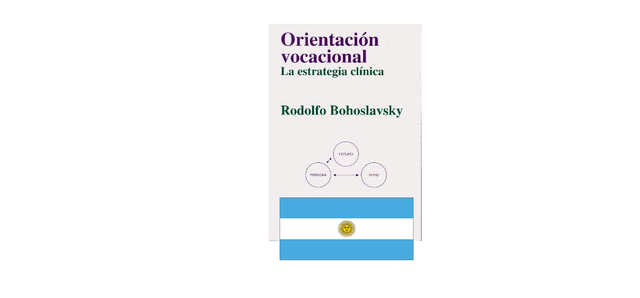 """Rodolfo Bohoslavsky publica """"Orientación vocacional: la estrategia clínica"""""""