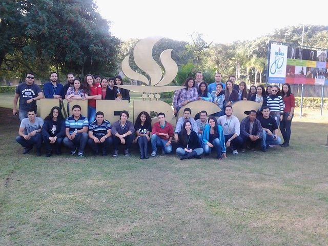 Visita ao Instituto de Física da UFRGS