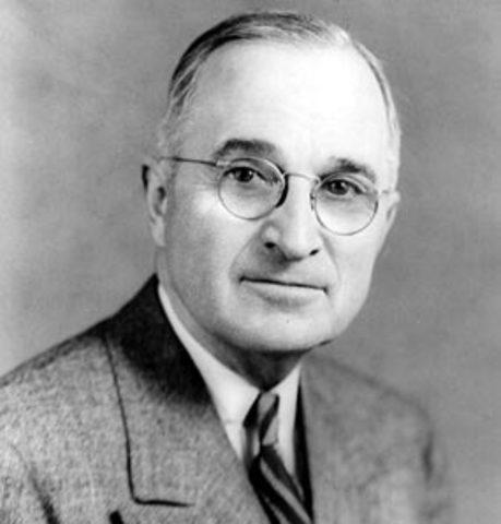 Harry Truman Dies