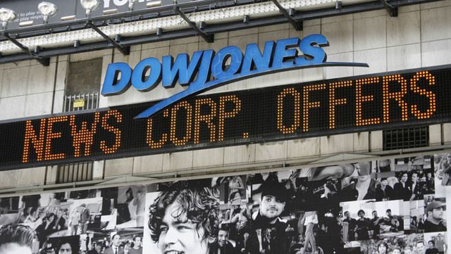 Dow Jones Closes at All Time High
