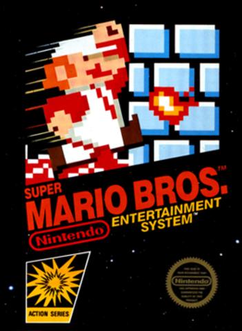 Super Mario Debut