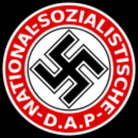 Aprobación del prograna del partido nacionalsocialista alemán